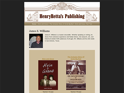 HenryRetta's Publishing